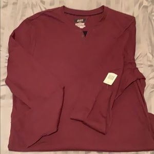 Alfani long sleeved shirt- with tags